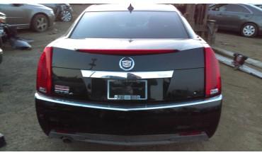 Cadillac CTS-II 2011 года